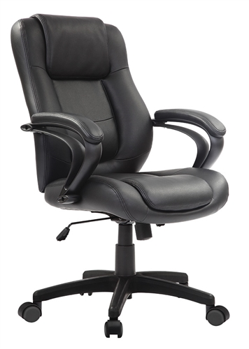 Eurotech Seating Pembroke Mid Back Professional Manager Chair LE522