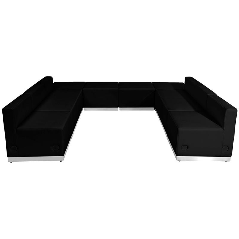 alon open u-shaped lounge set - view 3