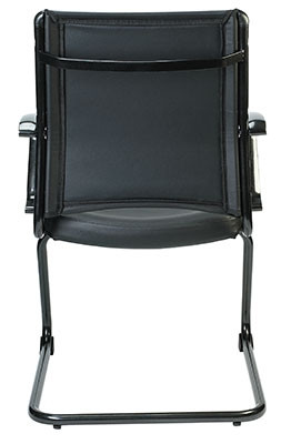 Eurotech Seating Titanium Finished Europa Guest Chair LE333TNM