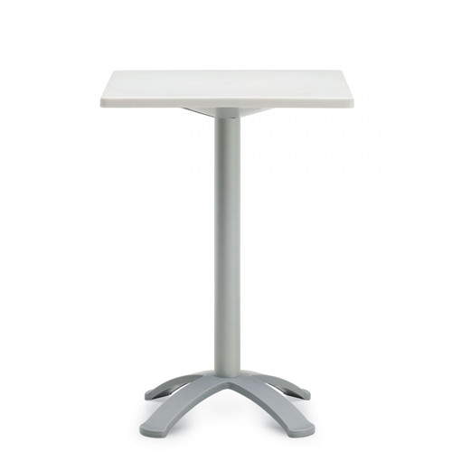 Global Bakhita Square Bistro Height Table 6786