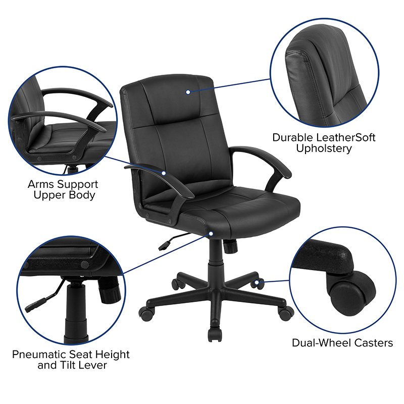 office chair features