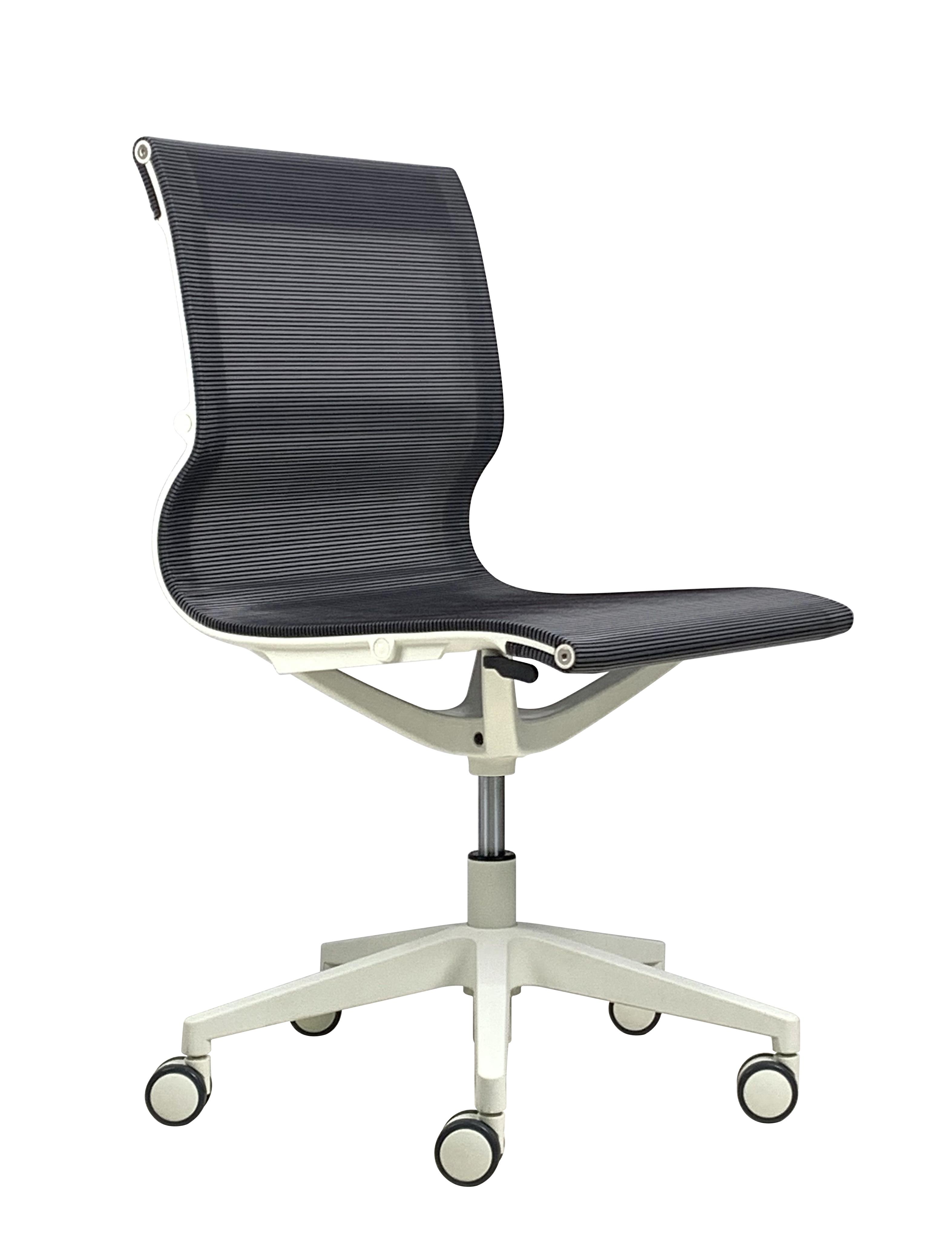 kinetic chair -  angled view