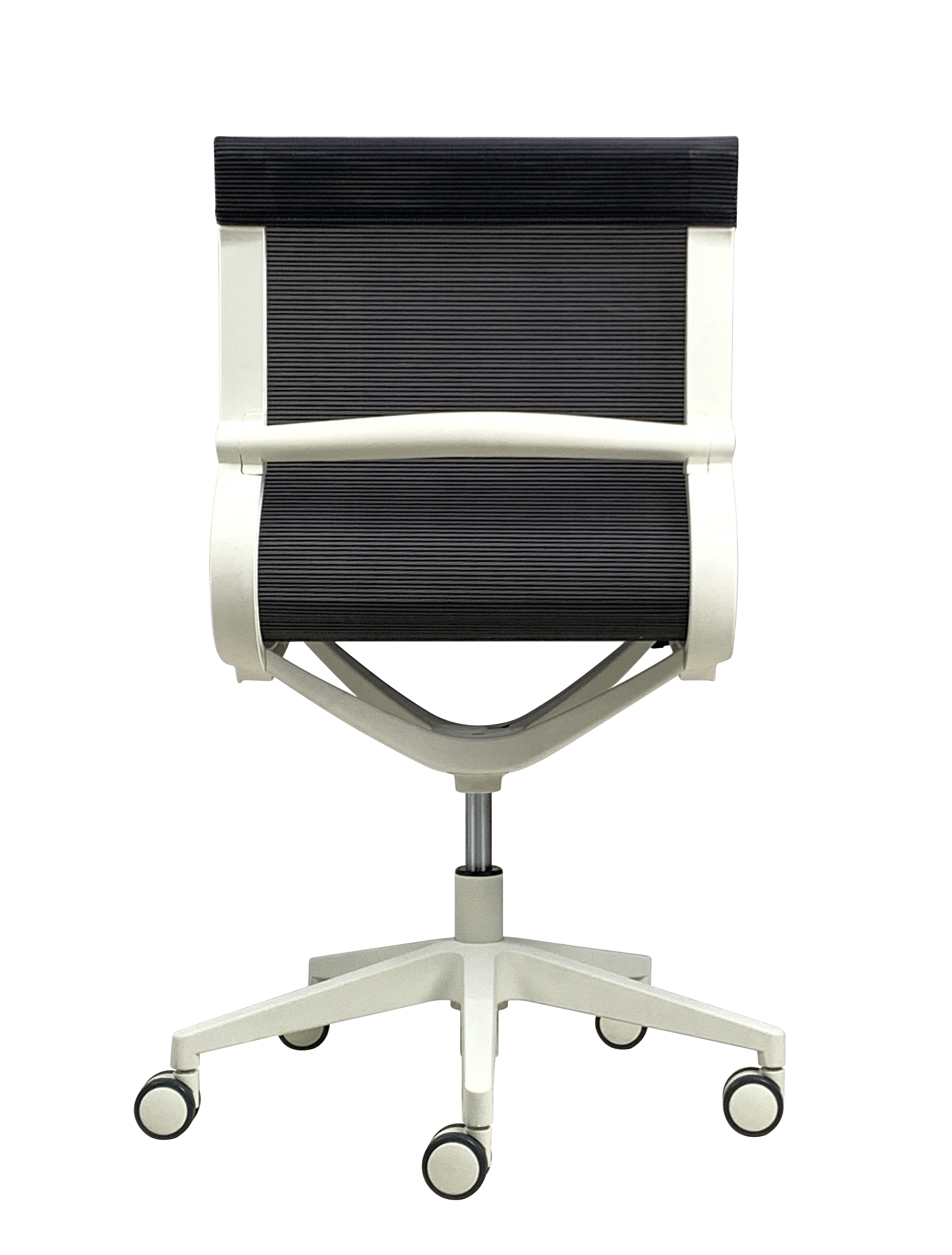 kinetic chair - back view