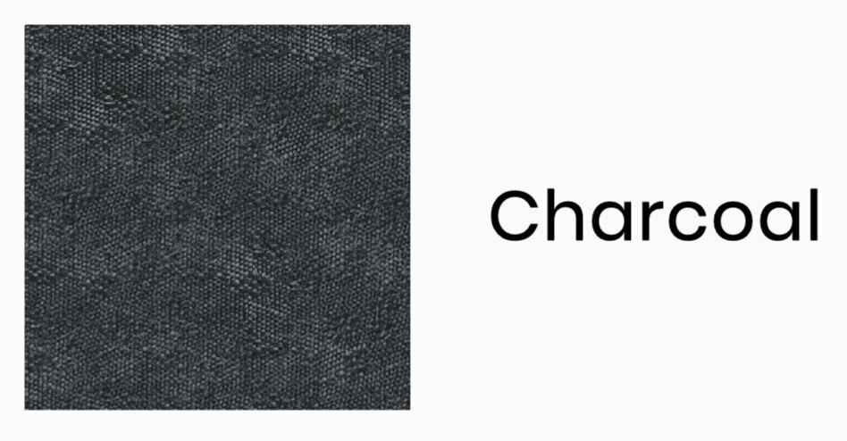 charcoal upholstery