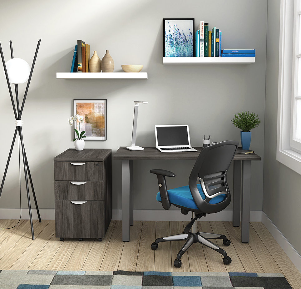 otg small writing desk artisan grey
