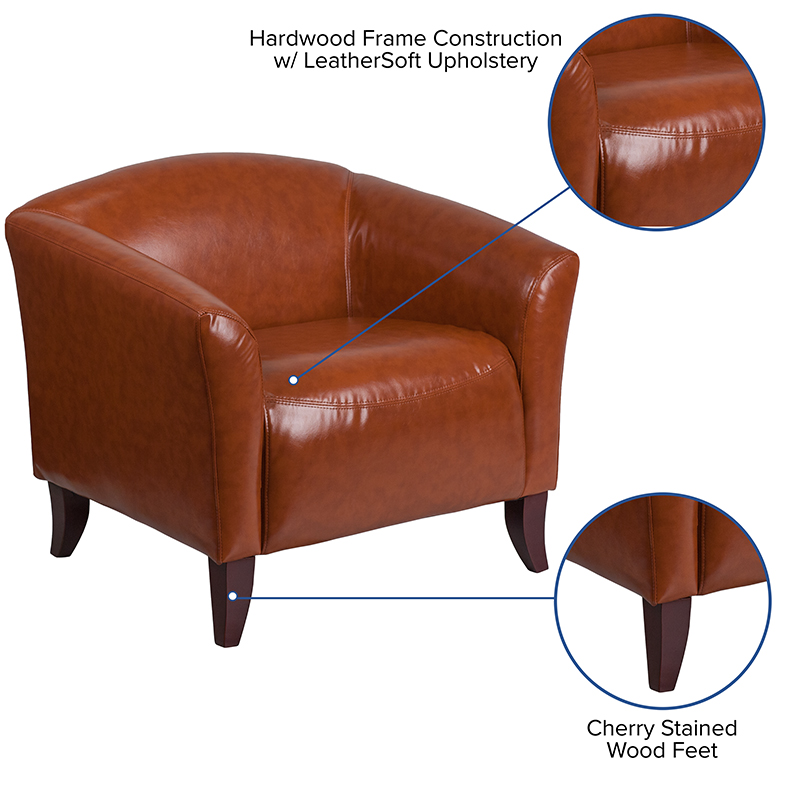 imperial chair features