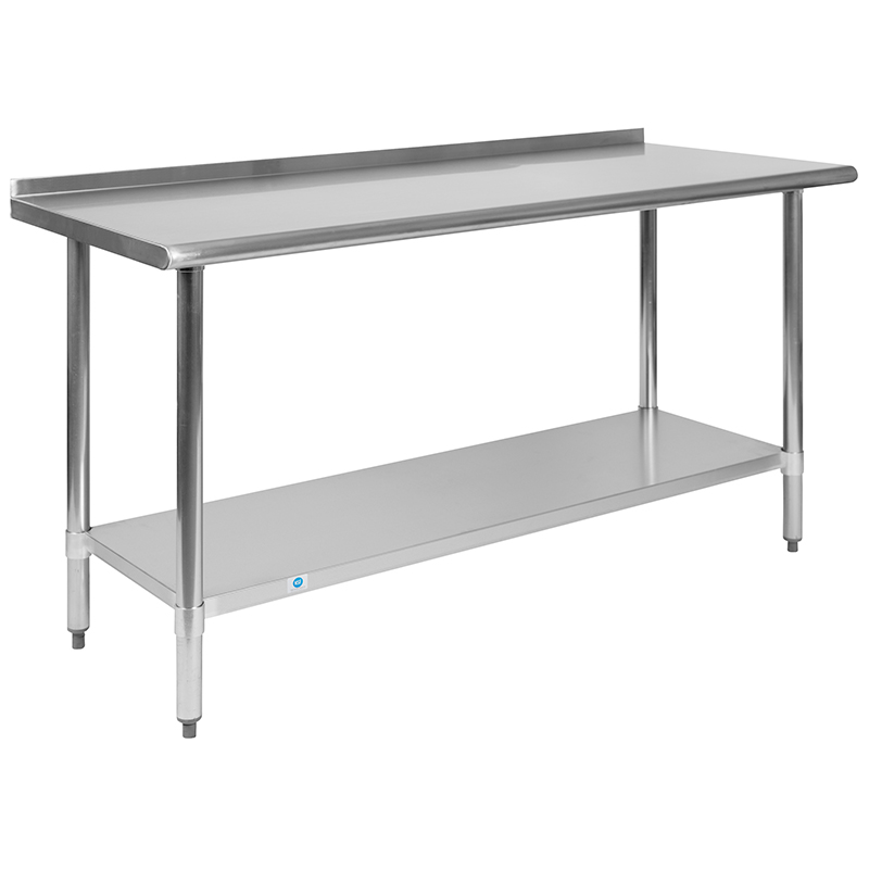 nsf certified stainless table