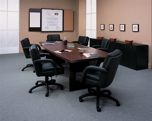 global gct5bx boat shape conference table