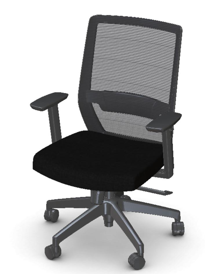 friant vektor chair