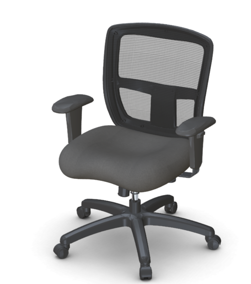 zone classic office chair