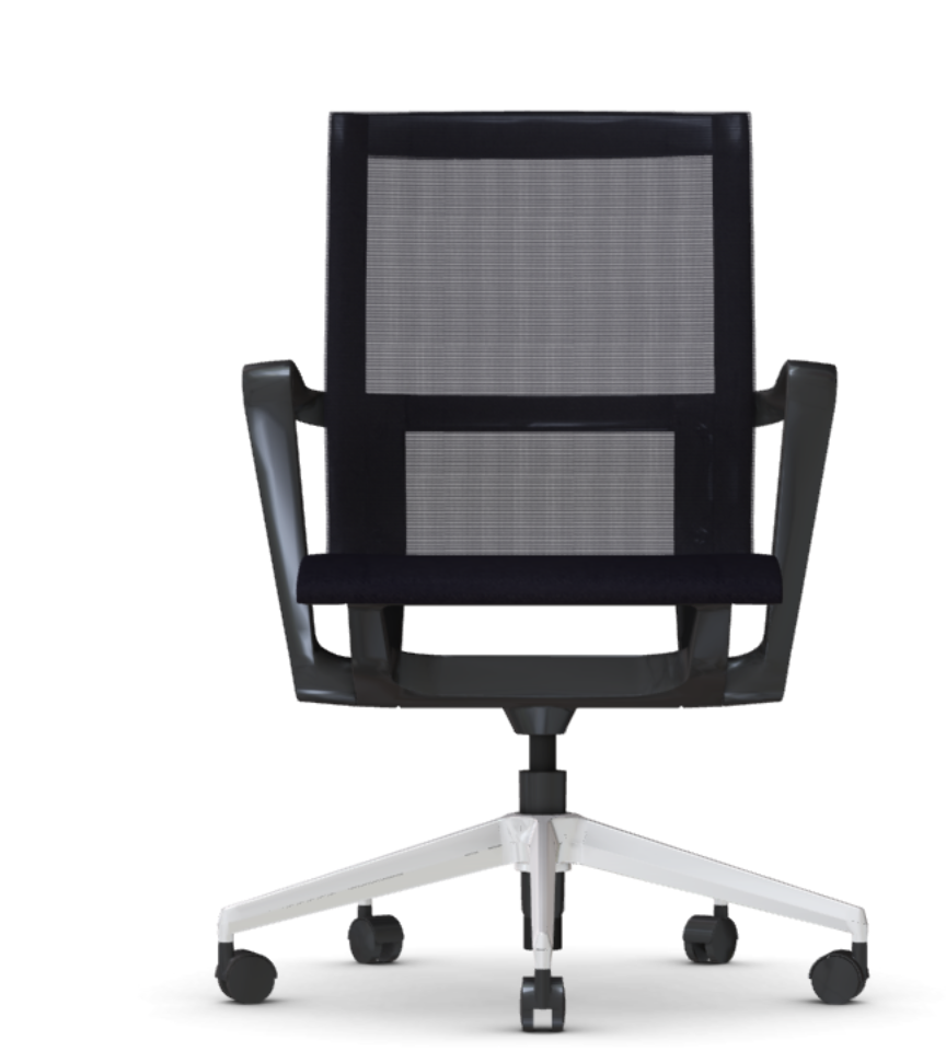 friant prov chair in black