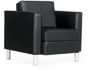 Global Citi Lounge Chair 7875