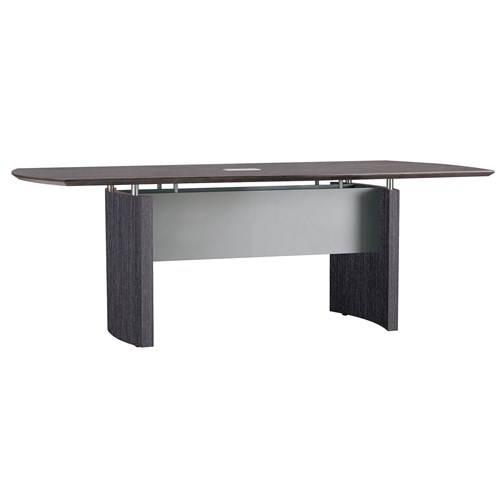 Mayline Napoli 6' Wood Veneer Conference Table (Available with Power!)