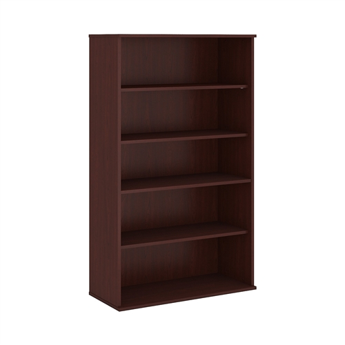 Bush 5 Shelf Executive Bookcase