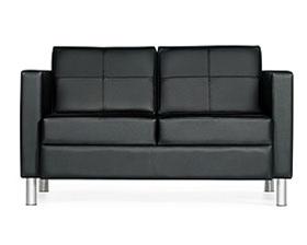 Global Citi Two Seat Sofa 7876