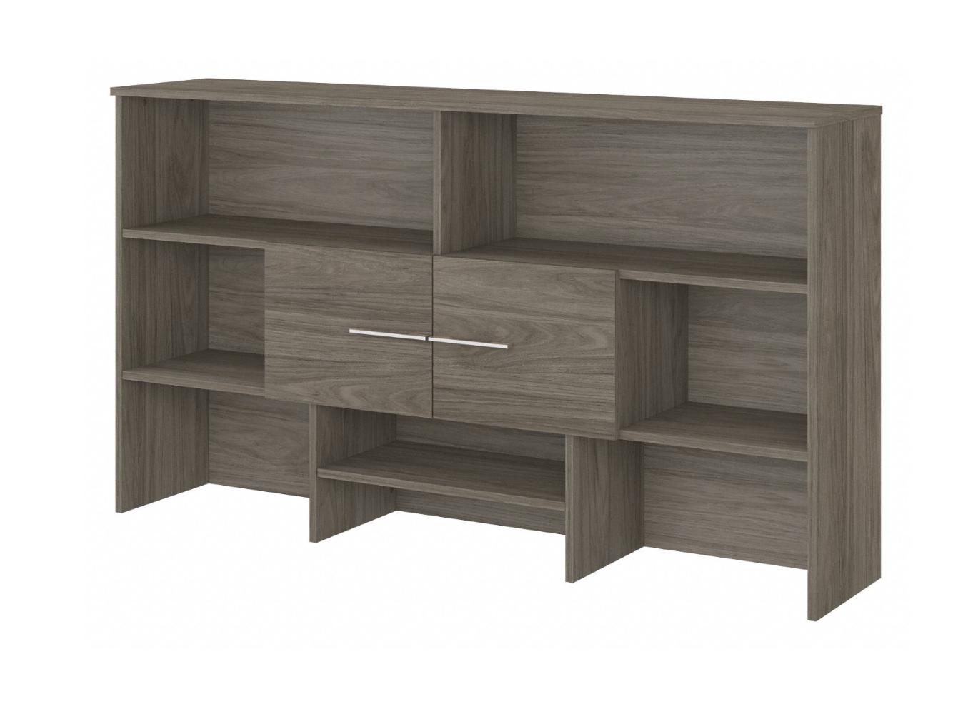 Bush Business Furniture Office 500 72W Desk Hutch