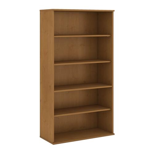 """Bush 72""""H 5-Shelf Bookcase"""