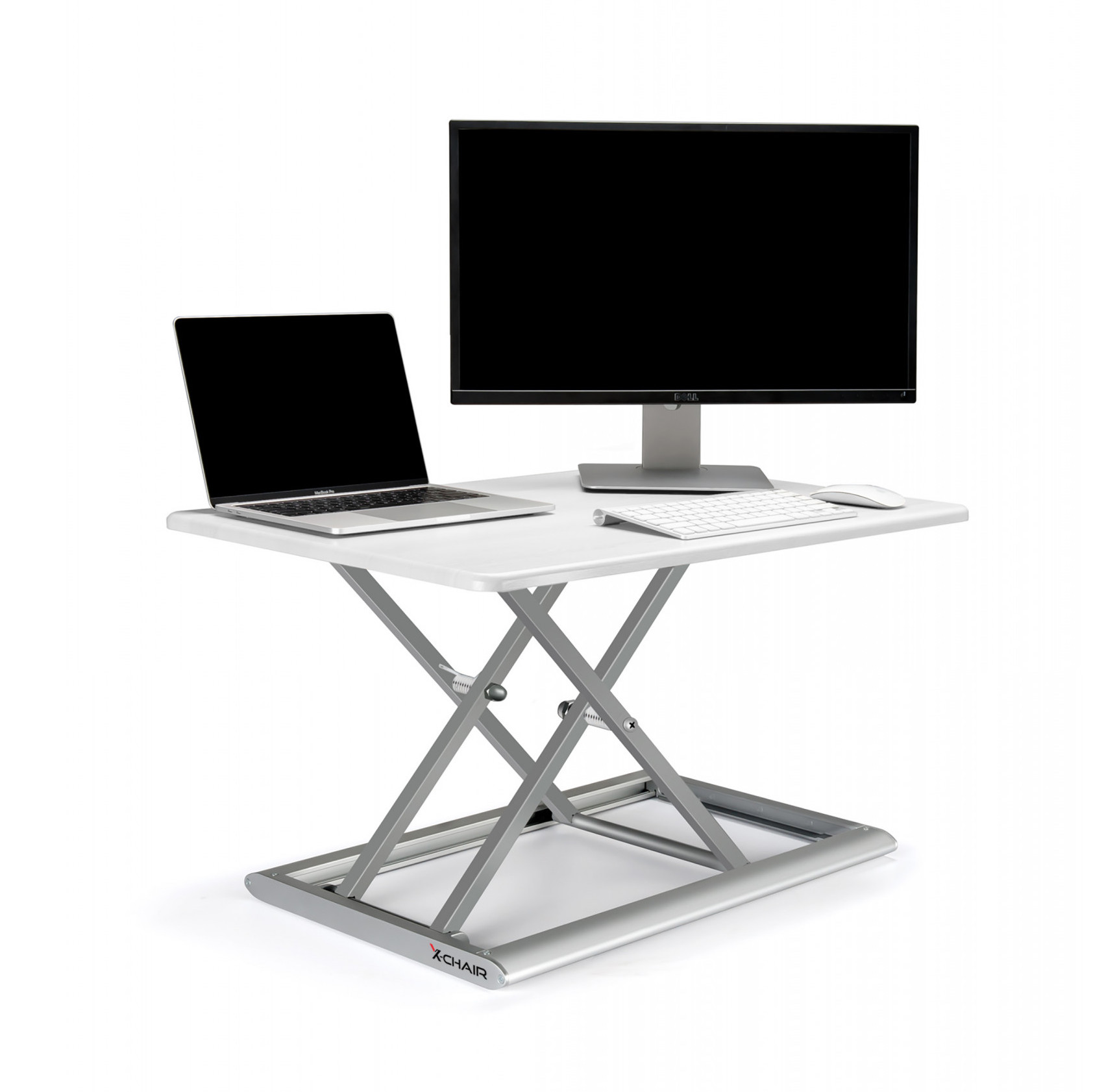 x-flextop portable sit to stand desk