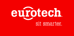 eurotech seating brand logo