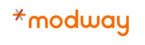 modway furniture brand logo