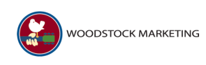 woodstock marketing brand logo