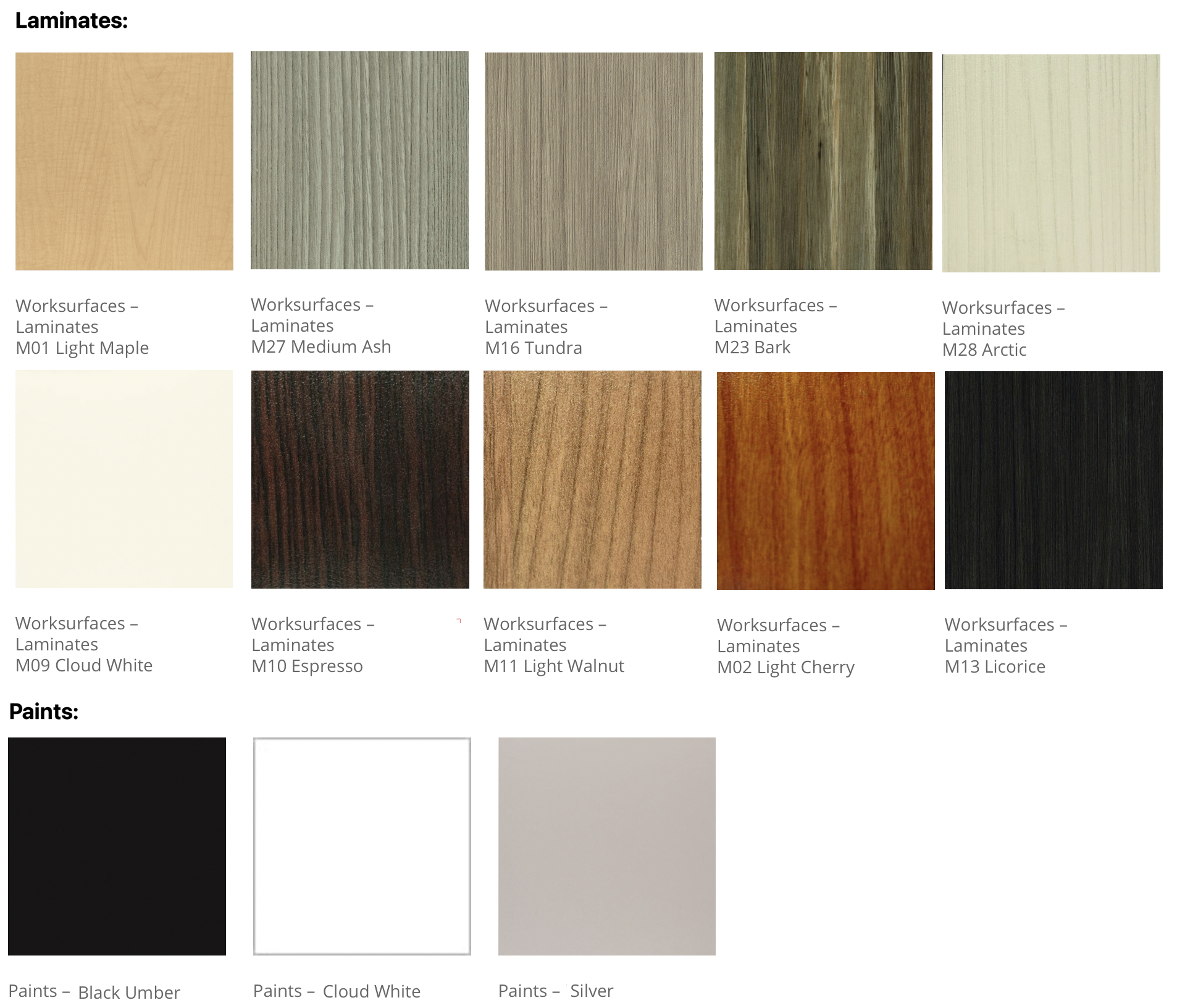 friant upholsteries and paint finishes