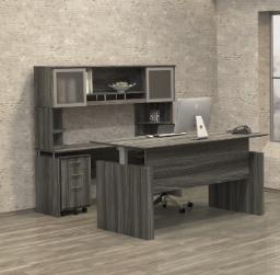 Cherryman Verde Rectangular Table Desk Vl 742