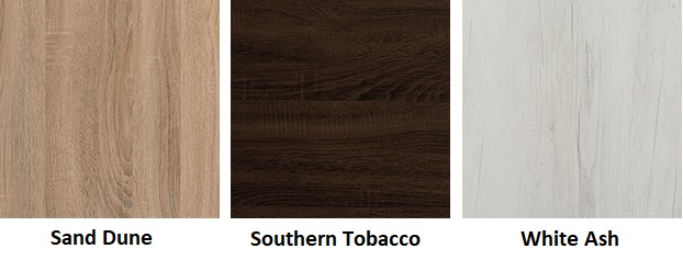 safco mirella woodgrain finish samples grid