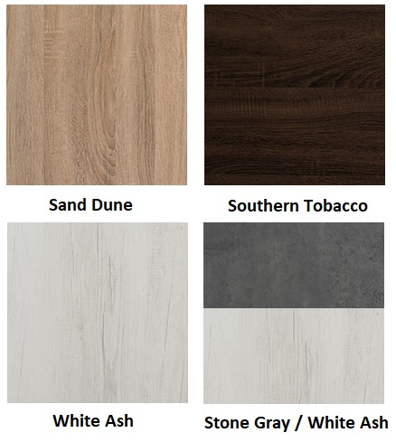 mirella executive furniture laminate finish grid