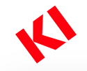 KI furniture and seating brand logo