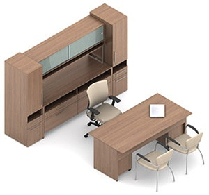 Global Princeton Modular Office Furniture
