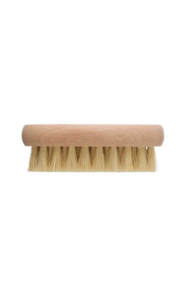 Natural Wood Bristle Vegetable Brush
