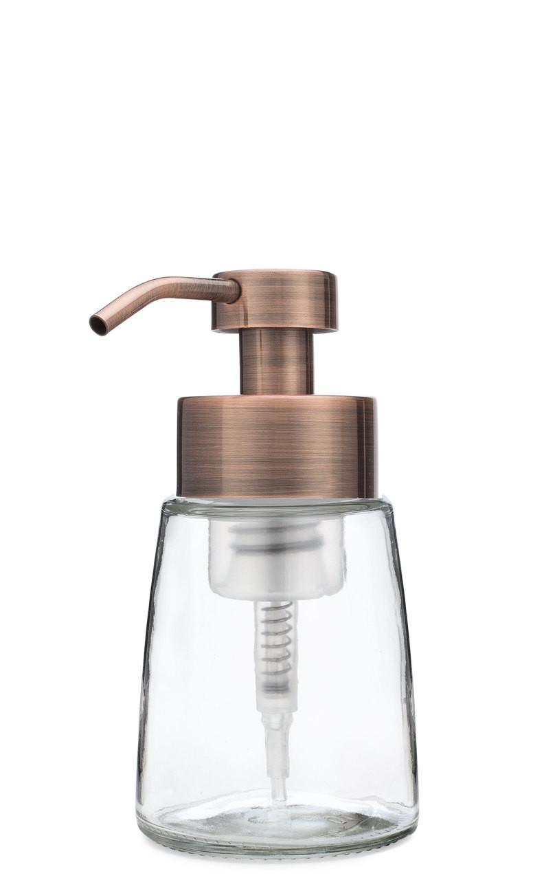 B\u00f5l Copper Glass Foam Soap Dispenser Foaming Soap Dispenser