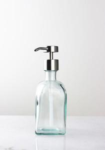Bungalow Glass Soap Dispenser