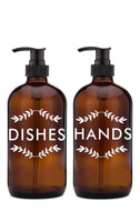 Laurel Hands + Dishes Kitchen Dispenser Set
