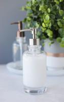 Sonoma Glass Soap Dispenser