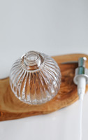 Greyson Globe Glass Soap Dispenser