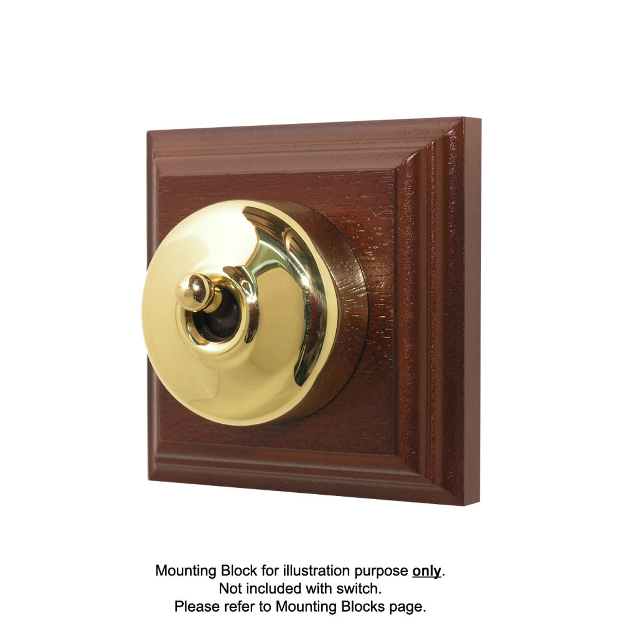 Classic Brass Switch 55PB