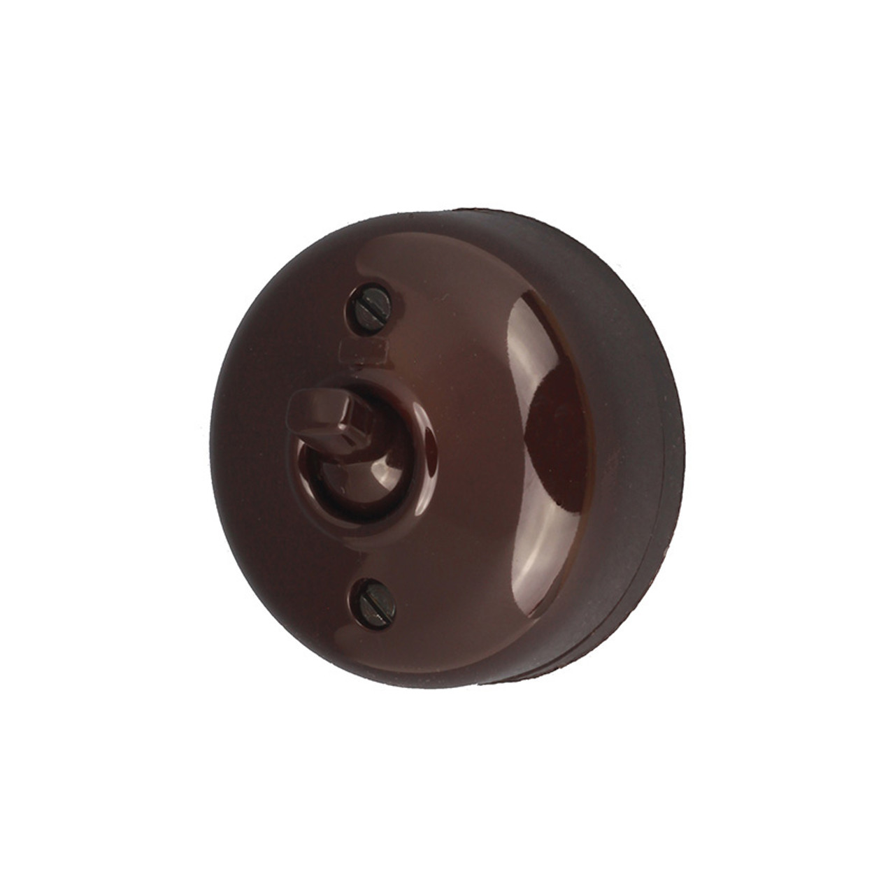 Brown Bakelite Switch