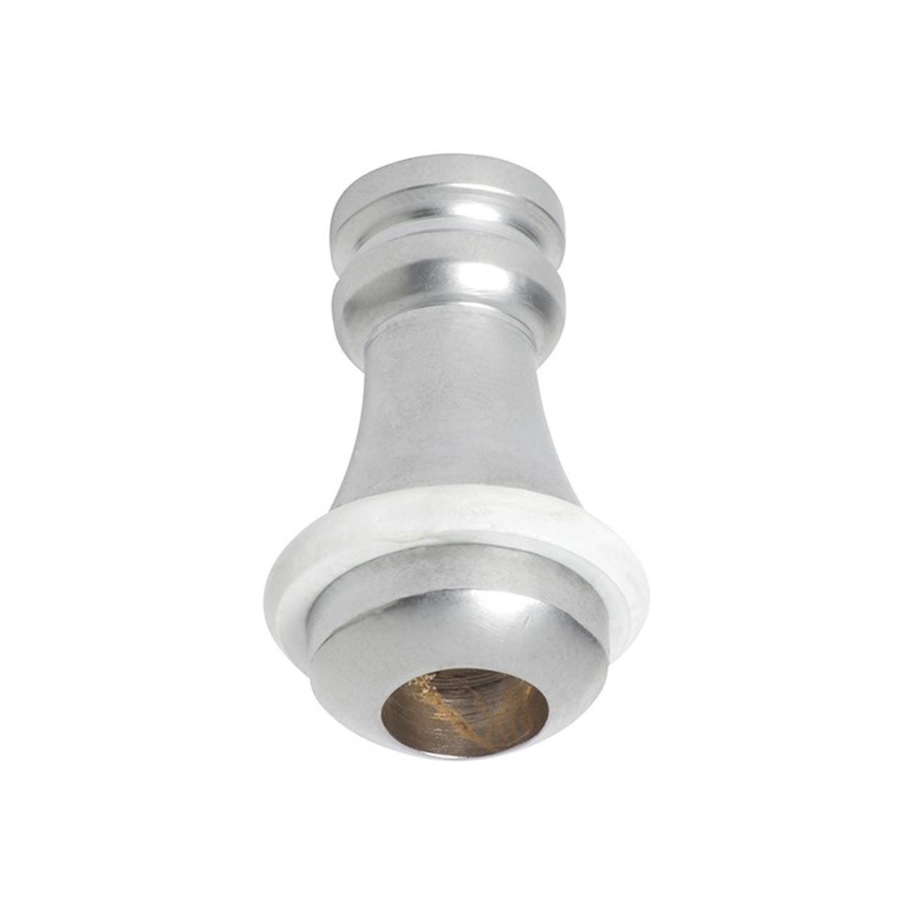 Satin Chrome Cord Weight - 4657
