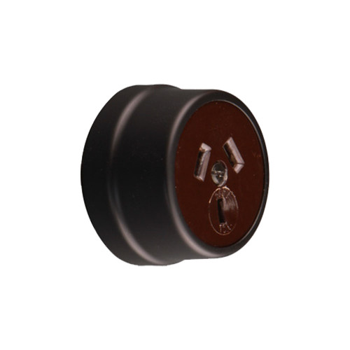 Black Powder Coated Socket 56PCBB
