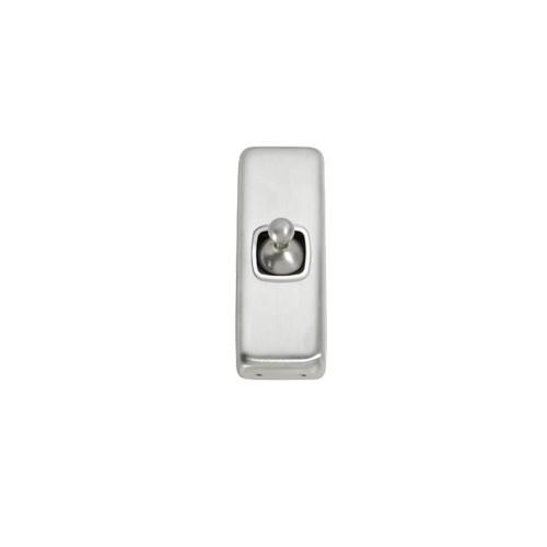 1 Gang Architrave Satin Chrome- 5970
