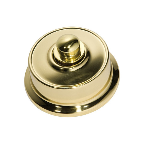Federation Dimmer Switch Polished Brass-5472