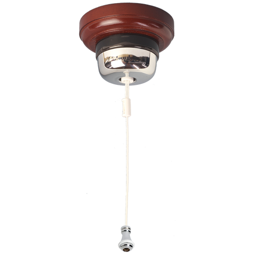 Ceiling Pull Switch Polished Chrome