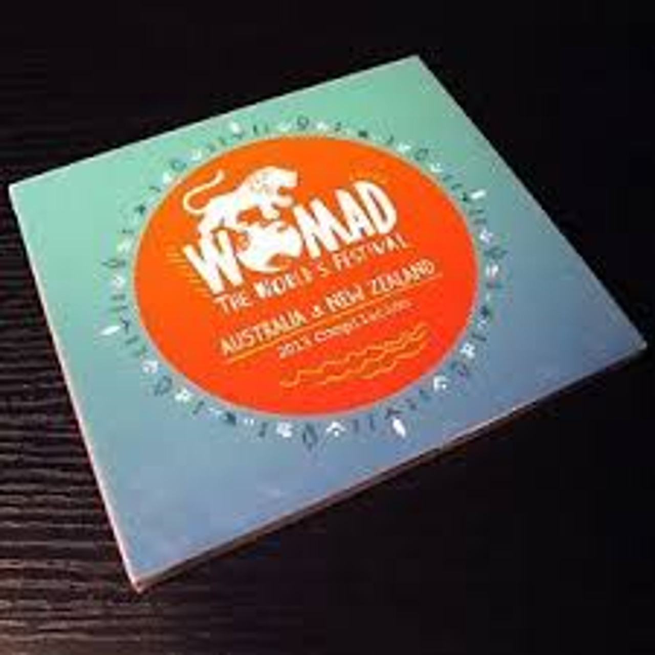 Womad The World's Festival (Australia & New Zealand 2013 Compilation) -  Various - CD *NEW*