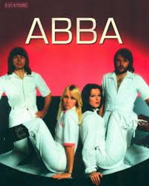 Abba -  A Life in Pictures By (Author) Marie Clayton - BOOK *USED*