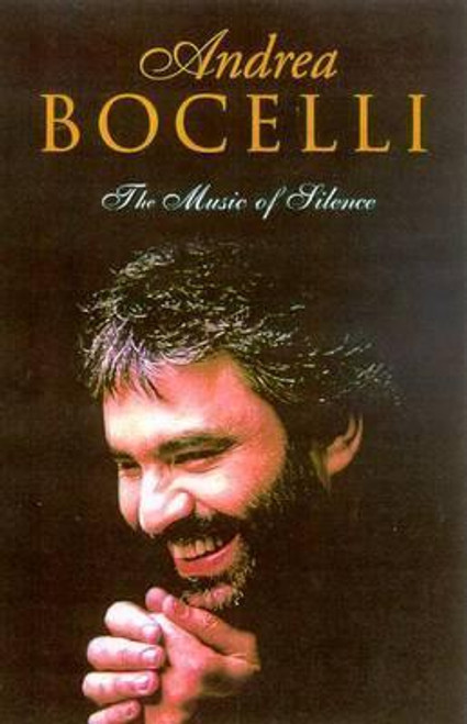 Andrea Bocelli: the Music of S : The Music of Silence -By (author)  Andrea Bocelli - BOOK *USED*