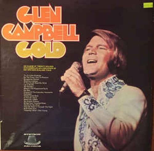Glen Campbell – Glen Campbell Gold (NZ) - LP *USED*