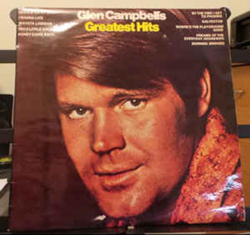 Glen Campbell – Glen Campbells Greatest Hits (NZ) - LP *USED*