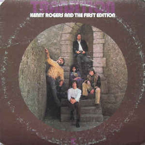 Kenny Rogers & The First Edition – Transition - LP *USED*